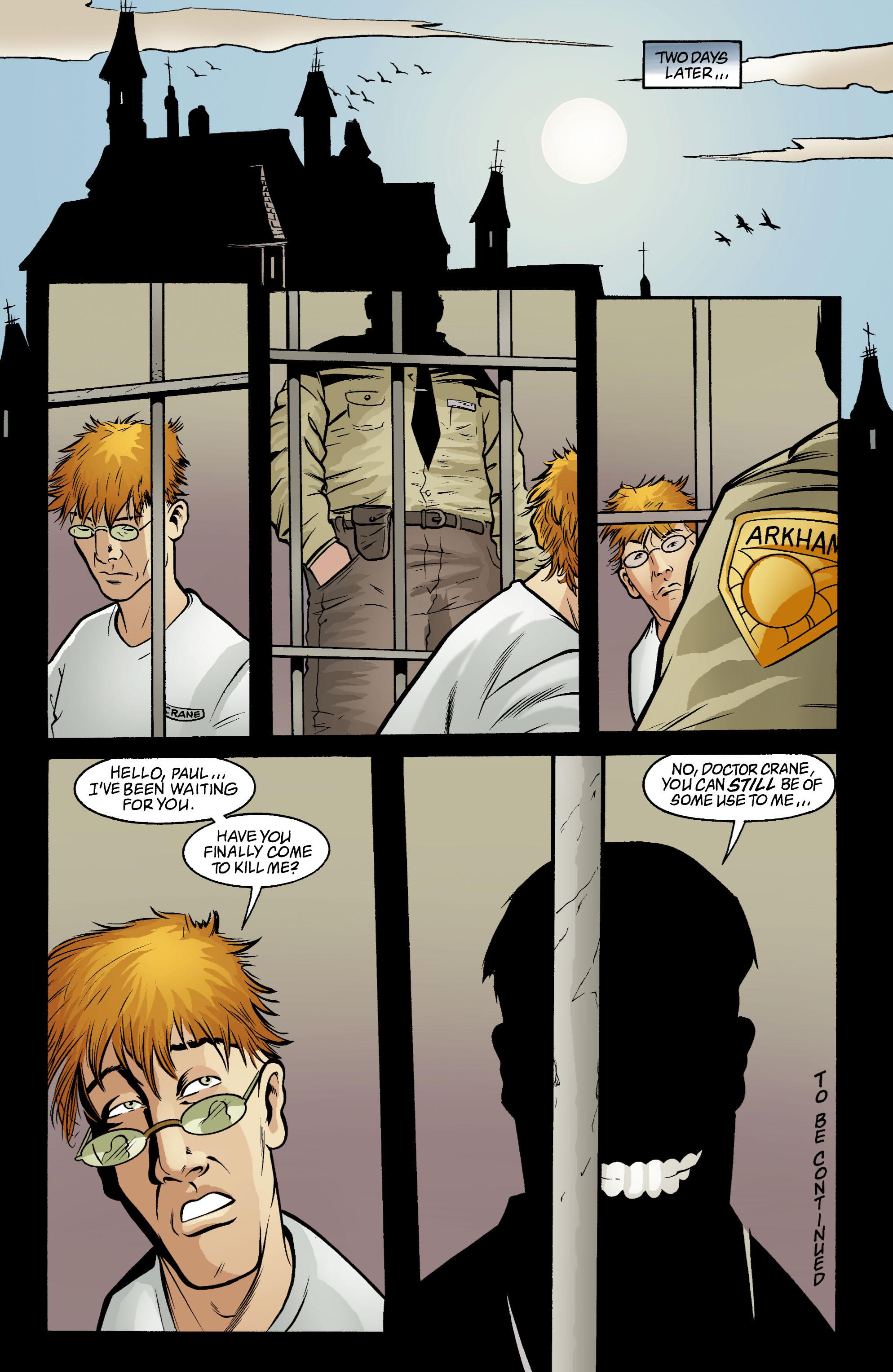 Detective Comics (1937) 779 Page 22