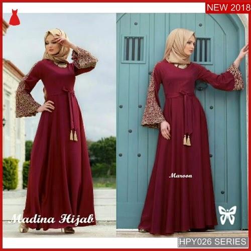 HPY026M136 Madina Maxi Anak no Murah BMGShop