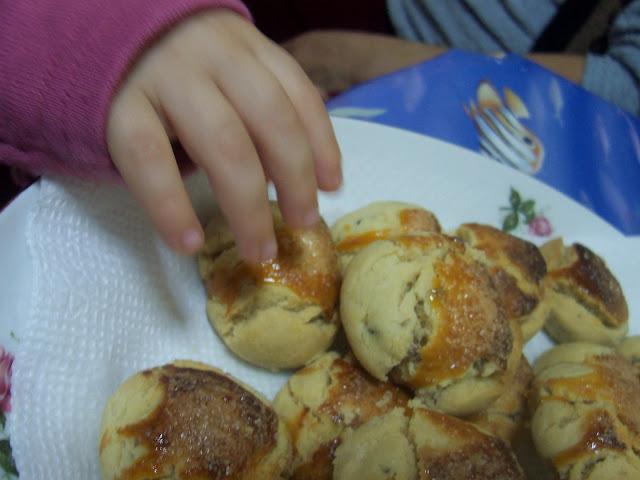 Tahinli kurabiye tarifi