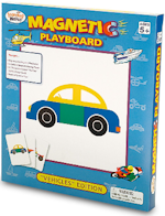 http://theplayfulotter.blogspot.com/2015/01/magnetic-playboard.html