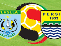 Persela vs Persib ISL 2012-2013