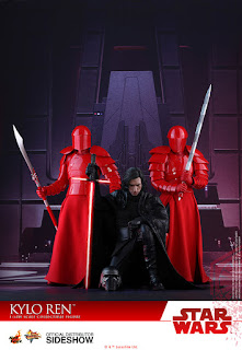 Movie Masterpiece 1/6 Kylo Ren de Star Wars Episode VIII: The Last Jedi - Hot Toys