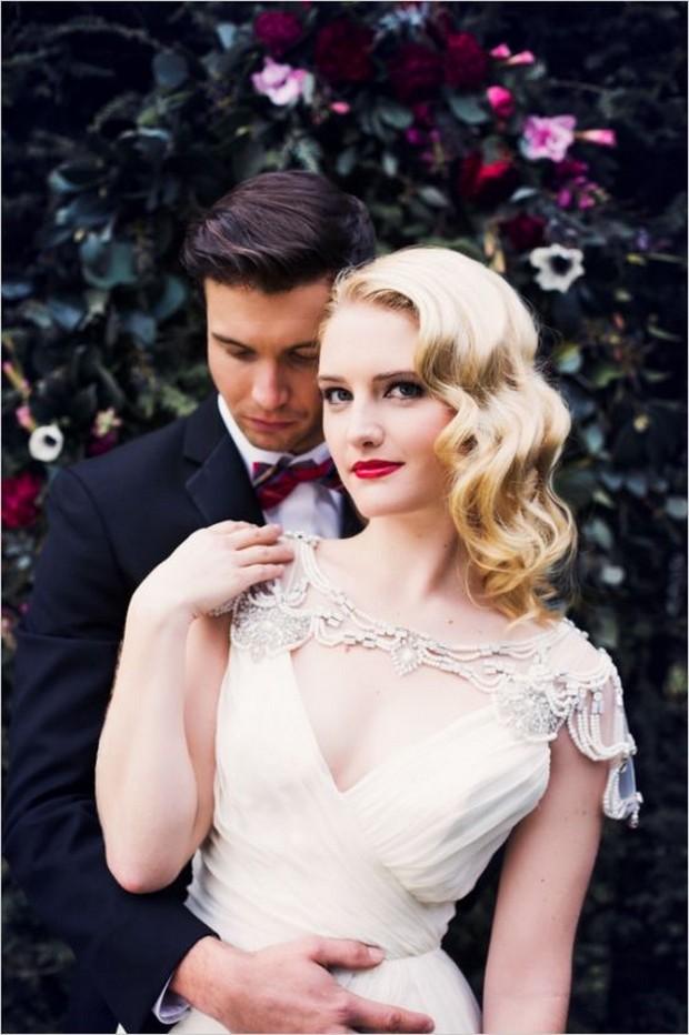 Ślub w stylu vintage, wesele vintage, Para Młoda w stylu Vintage, Panna Młoda w stylu Vintage, ślub romantyczny i elegancki, organizacja ślubu w stylu vintage, ubrania ślubne vintage, stroje ślubne para młoda