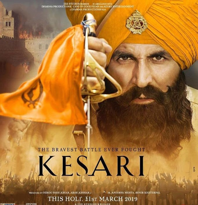 Kesari Full Movie 2019 New Release Hindi Full HD movie