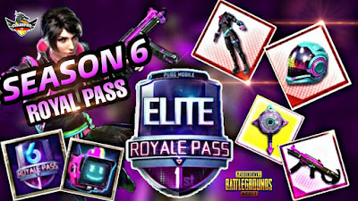 PUBG Mobile Season 6 Royal Pass Is Here + 0.11.5 Update