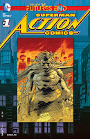 Os Novos 52! O Fim dos Futuros - Action Comics #1