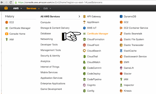 Amazon AWS: Free SSL Certificates and Renewals