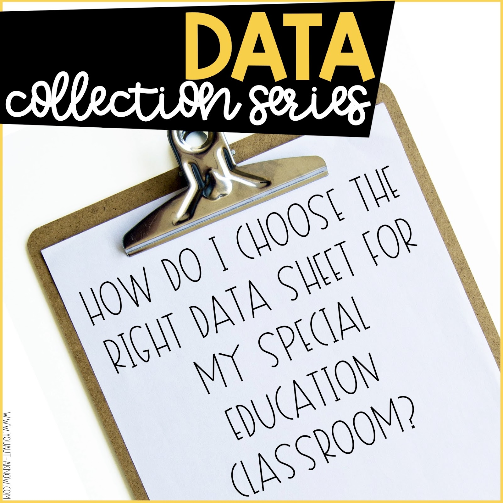 Data Collection Series: Choosing the right data sheets ...