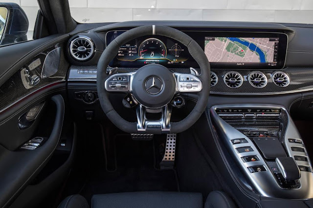 Mercedes-AMG GT 4-door 2018