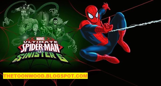 Ultimate Spiderman VS The Sinister Six Season 4 HINDI Episodes[HD]