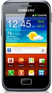 Samsung Galaxy Ace GT-S7500l