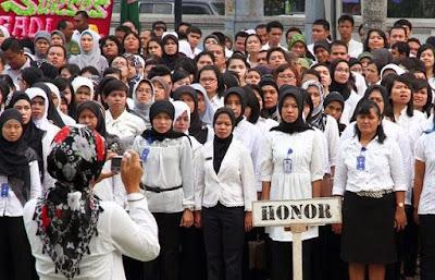 Pemerintah Buka CPNS Formasi Khusus Honor