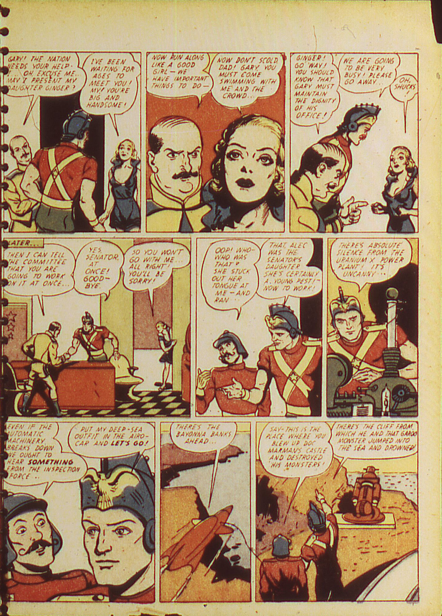 Read online All-American Comics (1939) comic -  Issue #16 - 58