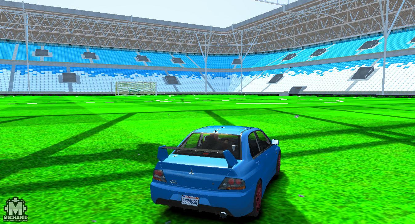 Universal stadium (gta iv) mechanic map mods mechanic map mods