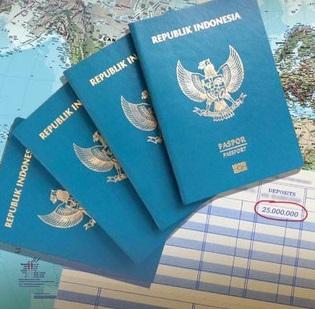 Syarat dan Biaya Rp 25 Juta untuk Paspor Khusus Pelancong Tak Berpekerjaan Tetap
