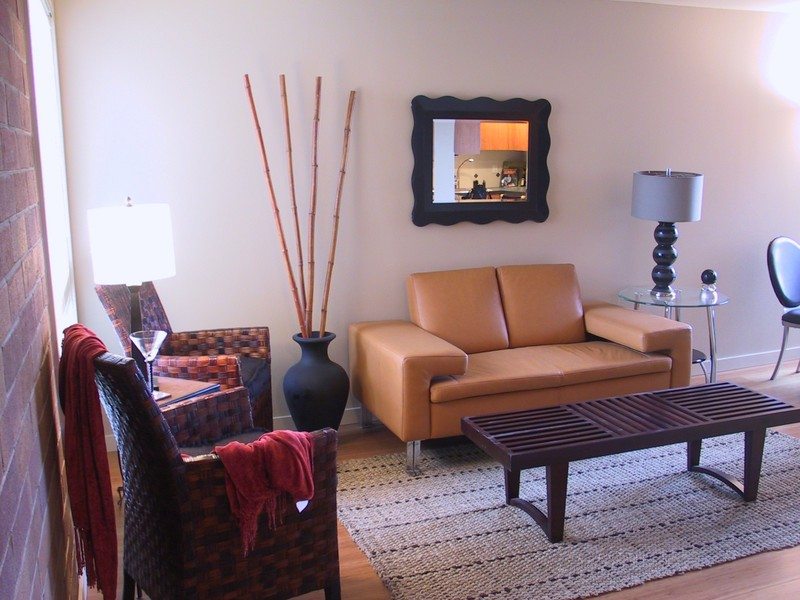 condo living room design pictures a