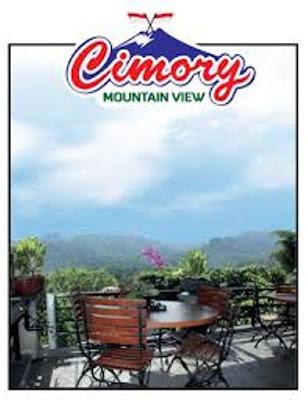 cimory mountain view puncak jawa barat