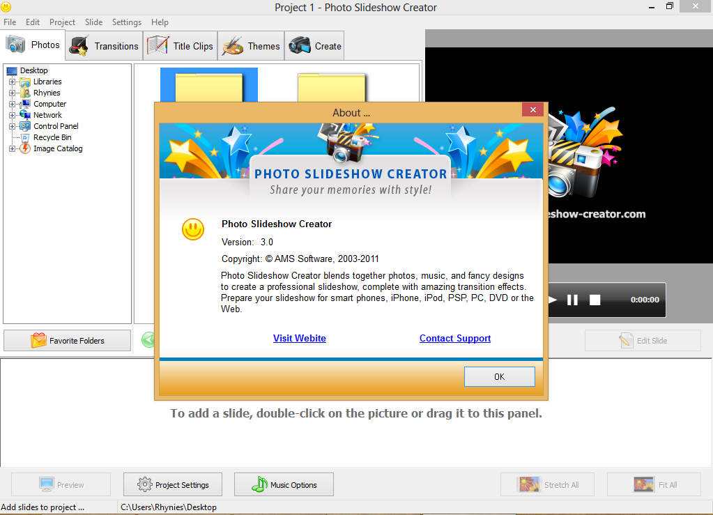Photo slideshow creator 4 25 serial key only - doytoligi's blog