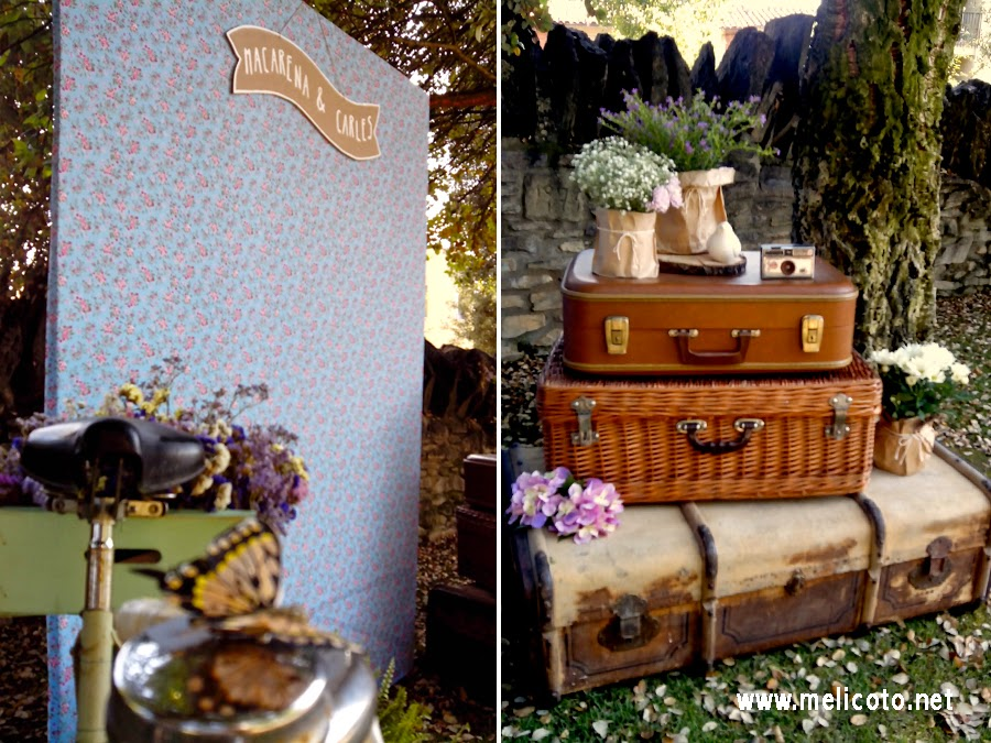 melicot un photocall vintage by melicot