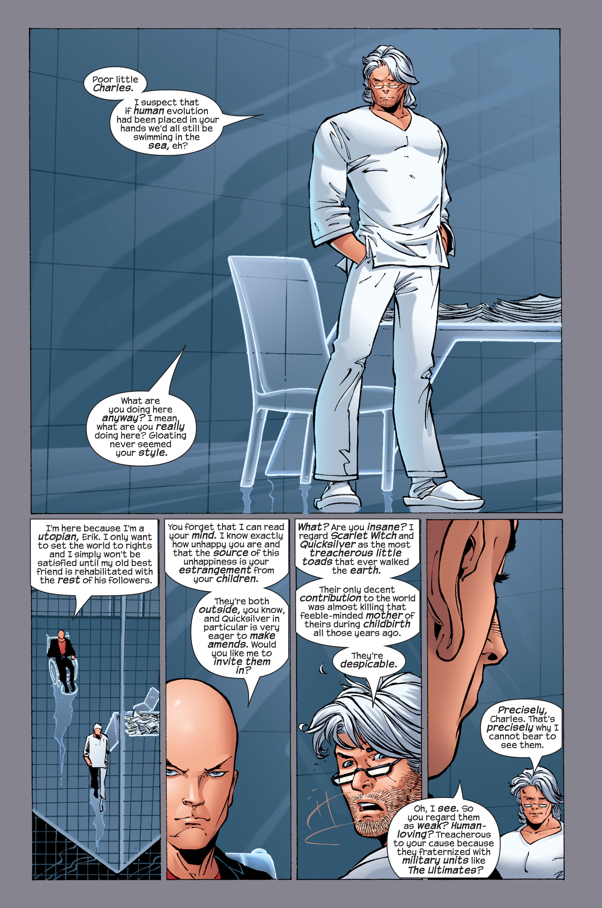 Read online Ultimate X-Men comic -  Issue #33 - 15