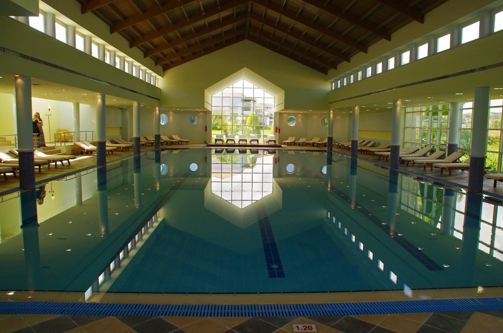 Neptune Hotel Kos Indoor Swimming Pool