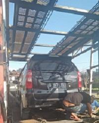 Pengiriman mobil daihatsu xenia dari surabaya tujuan jakarta
