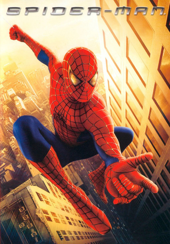 SPIDER-MAN Film del 2002
