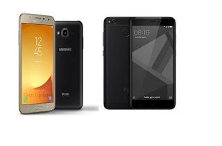 Samsung Galaxy J7 NXT vs Xiaomi Redmi 4