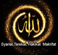 4-Cabang-Tingkatan-Ilmu-Islam-Syariat-Tarekat-Hakikat-dan-Makrifat