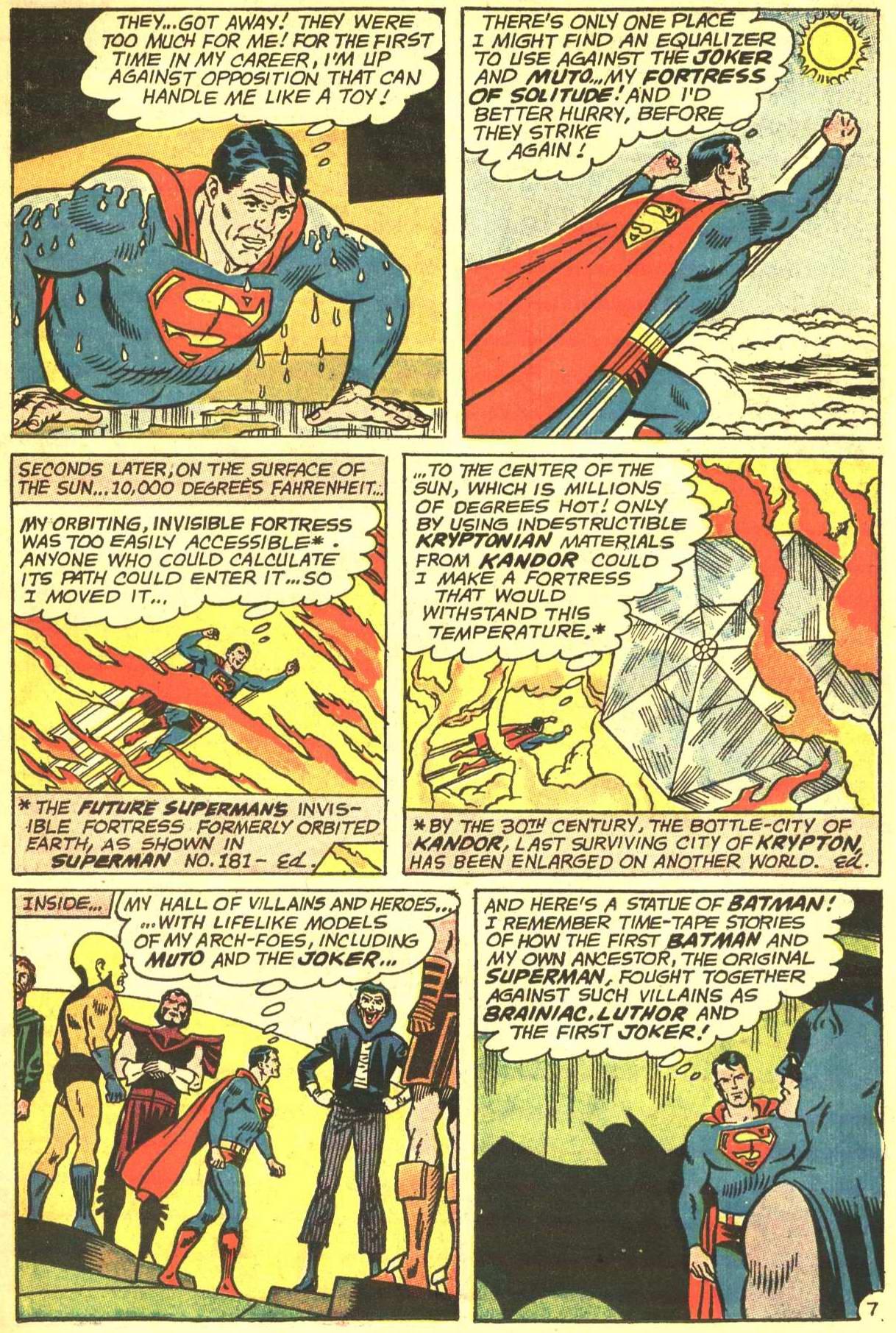 Read online World's Finest Comics comic -  Issue #166 - 11