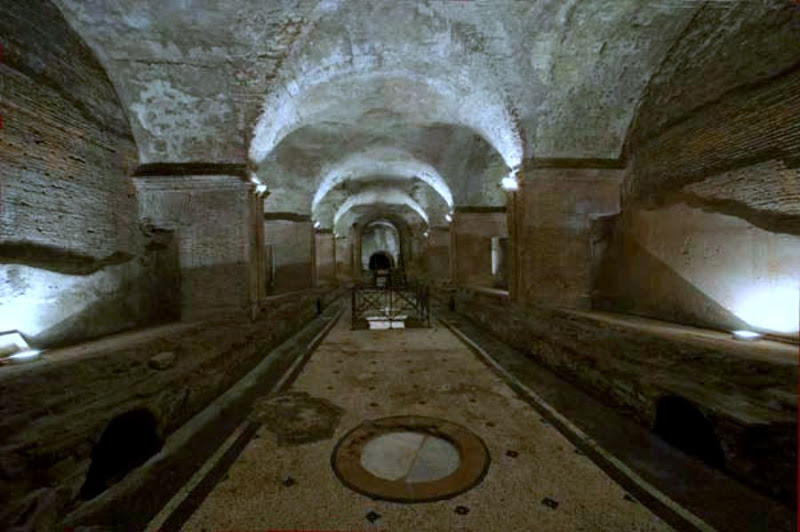 Ancient tunnels in Rome reopen to the public