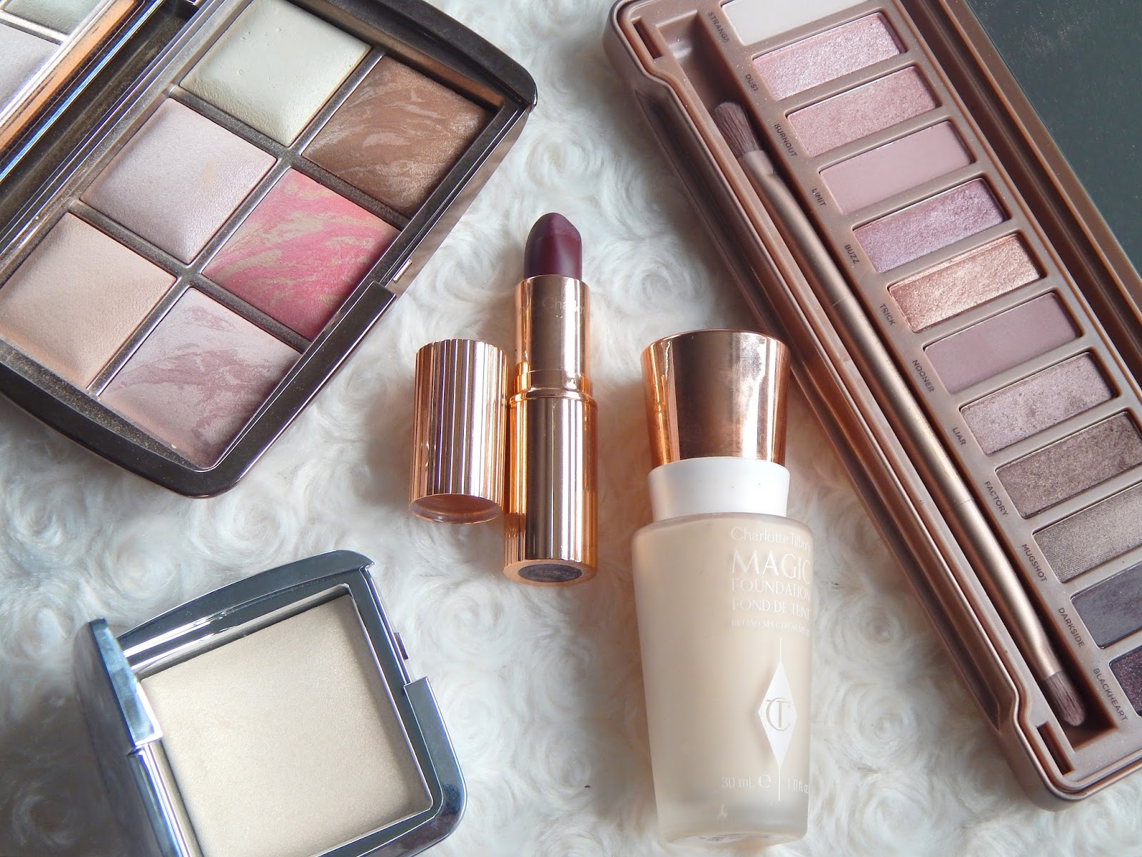 Valentines Makeup ft Hourglass, Urban Decay and Charlotte Tilbury