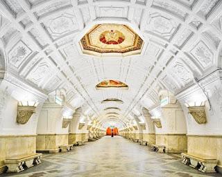 ベロルスカヤ駅