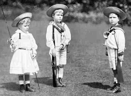 princes britanniques