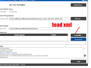 LOADING XML FILE