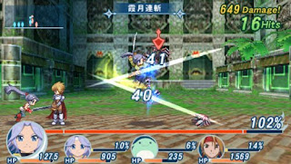 Download Tales of Phantasia - Narikiri Dungeon X Japan Game PSP for Android - www.pollogames.com