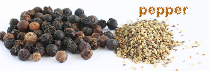 what is the difference between black and white pepper? does white and black pepper taste the same?
