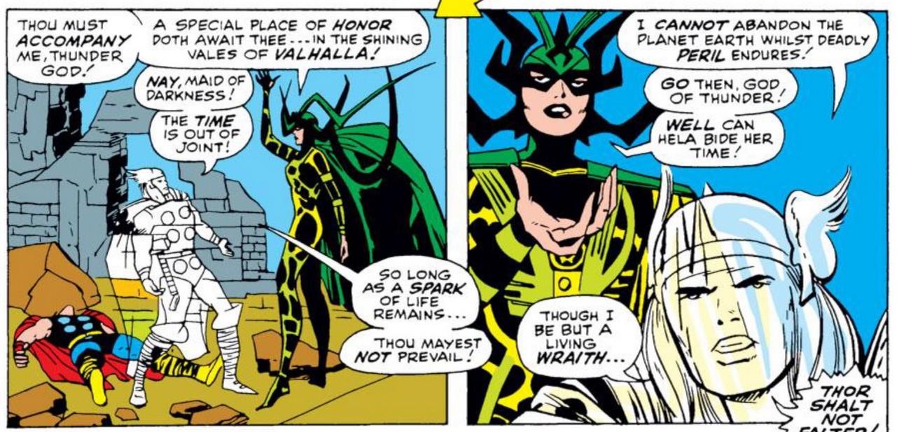 Thor: Ragnarok and the History of Hela, Goddess of Death