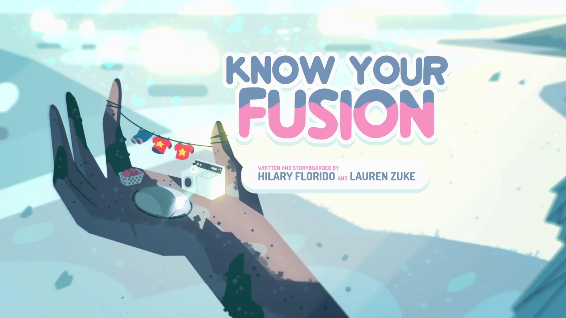 Steven Universo - Conheça sua Fusão
