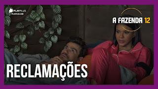 A Fazenda 12 – Jojo pede a palavra no quarto – Mariano reclama com Jake – Peões tentam entender votos