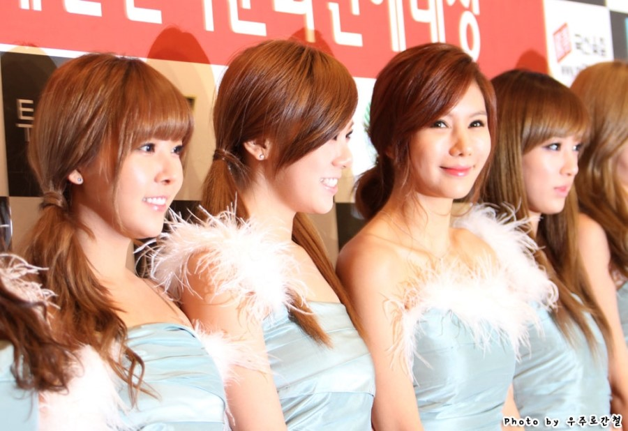 Photos] After School on the Red Carpet at the 19th Republic