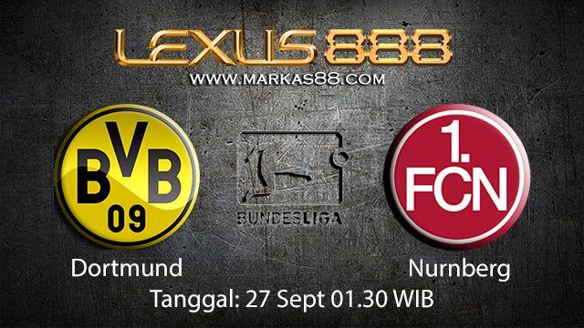 Prediksi Bola Jitu Dortmund vs Nurnberg 27 September 2018 ( German Bundesliga )