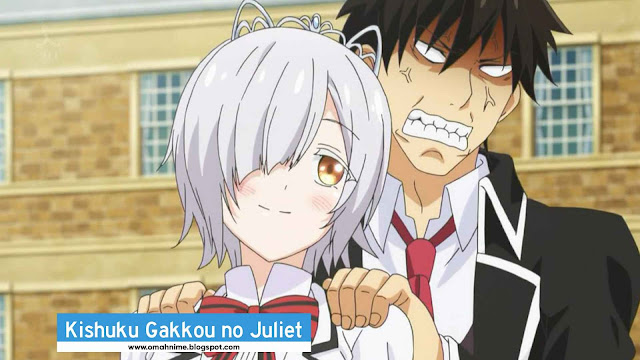 Kishuku Gakkou No Juliet Batch Subtitle Indonesia