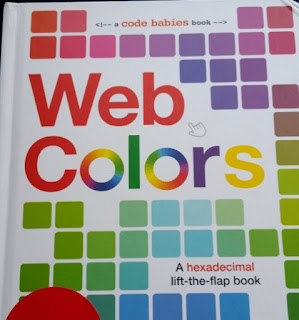 web colors cover
