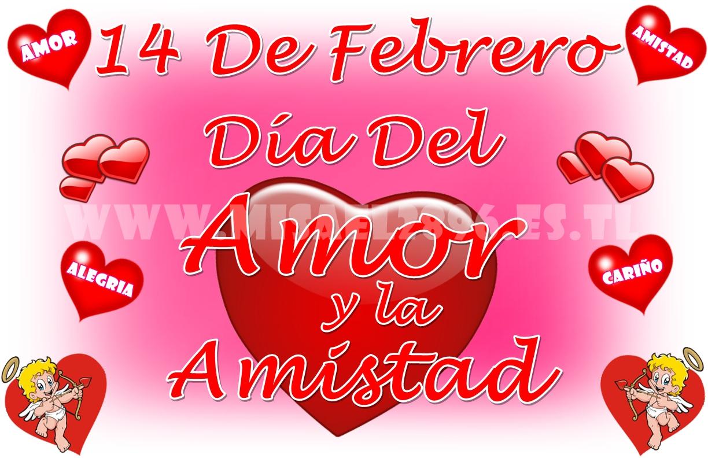 Frases De Amor Y Amistad: Amor Y Amistad Con Frases, Día De San Valentin 2015, Día