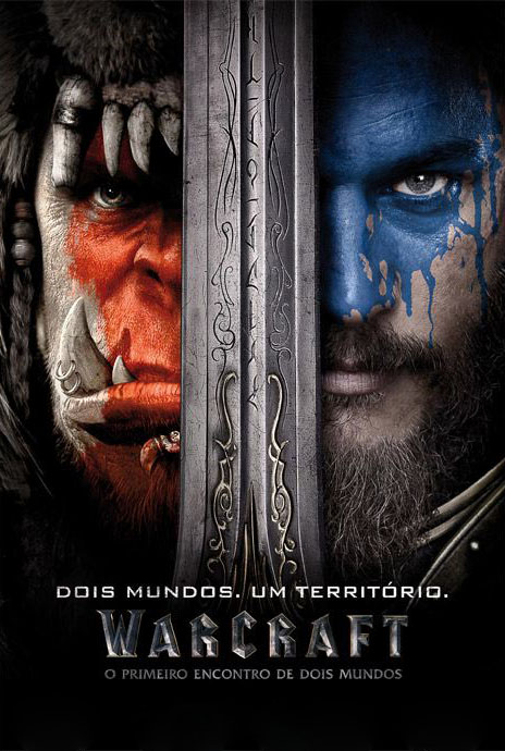 Warcraft: O Primeiro Encontro de Dois Mundos 3D Torrent – BluRay 1080p Dual Áudio (2016)