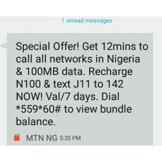 MTN free offer