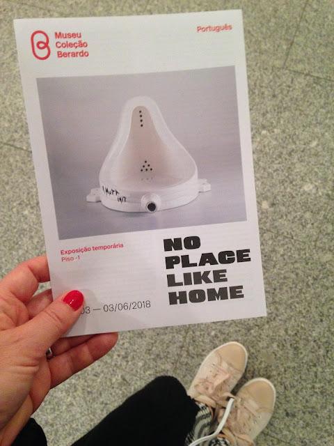 exposição No Place Like Home