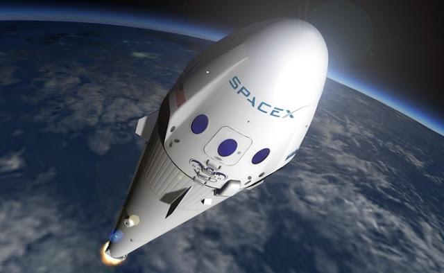 Cohete espacial, lanzamientos