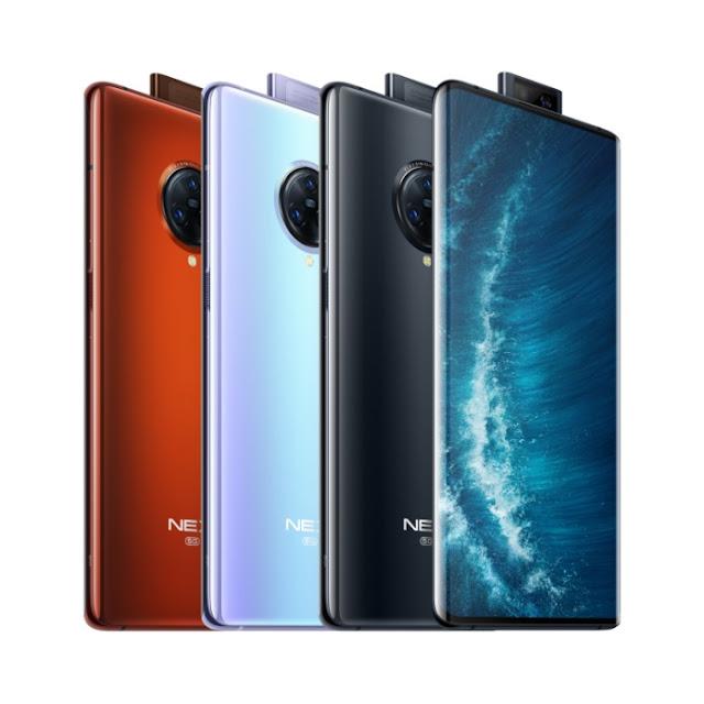 Vivo NEX 3S 5G Tanıtıldı İşte Özellikleri!